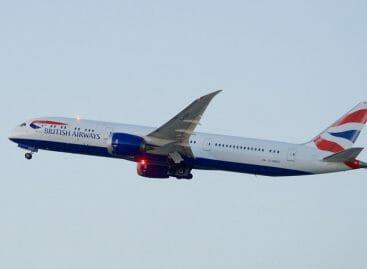 British Airways riprende i voli per Il Cairo