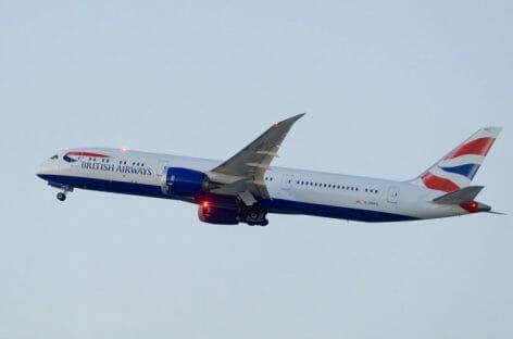 British Airways rilancia il volo diretto Bergamo-Londra Gatwick