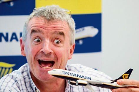Storia della buonanotte per la bambina ribelle Ryanair