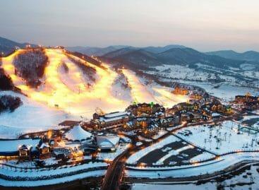 Corea del Sud, countdown per le Olimpiadi invernali