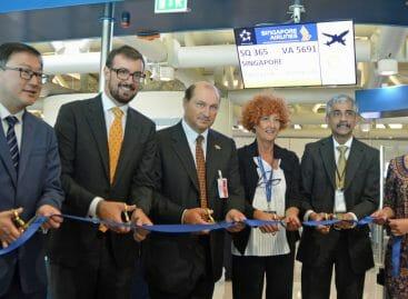 Singapore Airlines investe su Roma con la Premium Economy  e il nuovo A350
