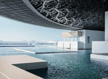 Louvre Abu Dhabi, tour virtuale aspettando gli stranieri