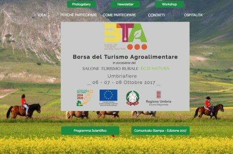 Turismo rurale, avanti tutta: focus dal 6 ottobre a UmbriaFiere