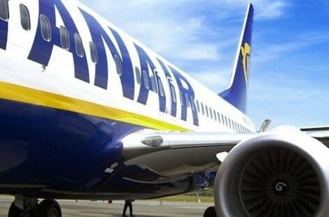 Ryanair, tris di nuove rotte dall'Italia per Malta