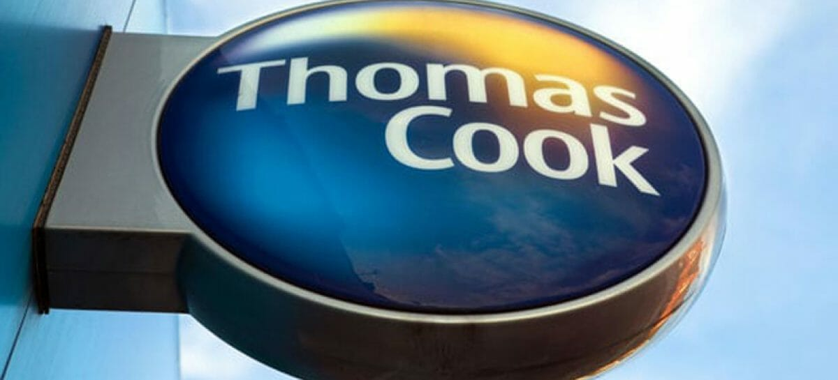 Il gigante Thomas Cook vacilla:<br> crollati gli utili dell'estate