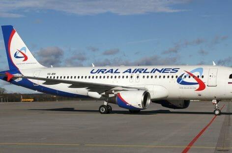 Ural Airlines, volo Mosca-Malpensa dal 31 marzo
