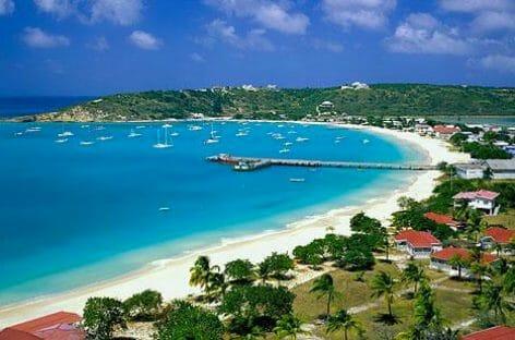 Anguilla, da febbraio 2021 riprendono i voli internazionali