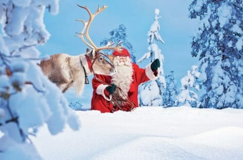 Giver presenta il nuovo Mondo di Babbo Natale