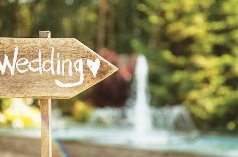 Crisi wedding, annullati circa 70mila eventi