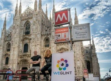 Ecco Weglint, l'app di realtà aumentata da portare in viaggio