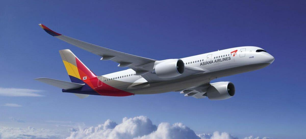 Korean Air verso l'acquisizione di Asiana