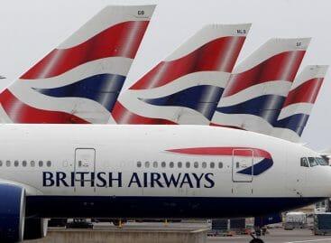 Maxi sciopero British Airways: 300mila pax a terra