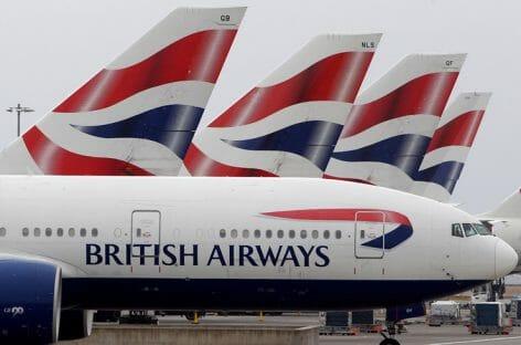 """Uk, pressing di British sul governo: """"Aprire ai viaggi internazionali"""""""