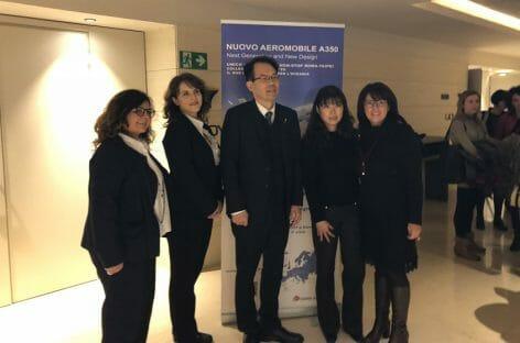 China Airlines, più servizi sulla Roma-Taipei