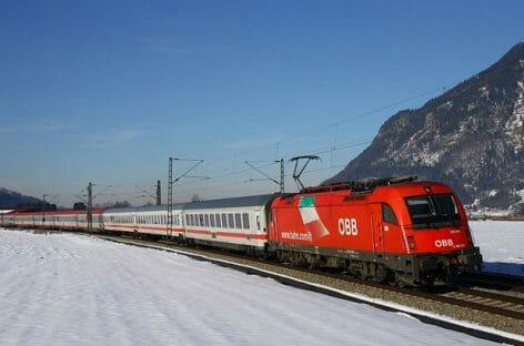 Verso i mercatini di Natale a bordo dei treni Db-Öbb