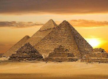 """L'Egitto in 1000 adv con la """"Piramide"""" di Fiavet"""