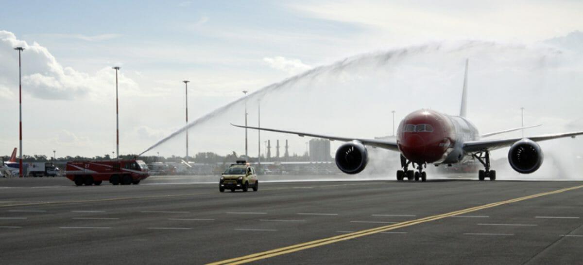 Norwegian Air, grandi progetti dagli Usa all'Argentina