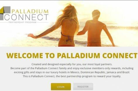 Palladium Connect, nuovo programma fedeltà per le agenzie di viaggi
