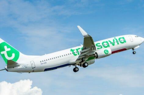 Transavia volerà da Milano Bergamo a Rotterdam nel 2022
