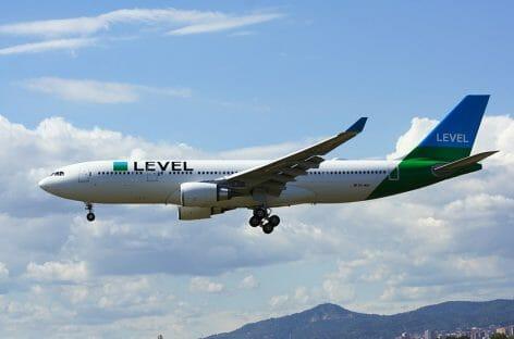 Level, primi voli dall'Austria: rotte anche su Milano e Venezia