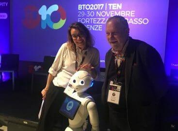 A Bto parla il robot Pepper: «Non vi ruberò il lavoro»