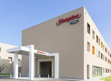 A Roma debutta Hampton, il motel 4.0 di Hilton