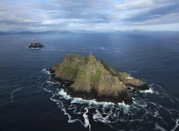 L'Irlanda promuove nello spazio le location di Star Wars