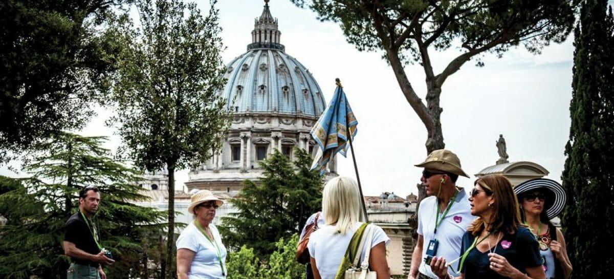 Guide turistiche escluse dal dl salva-turismo: scatta la protesta