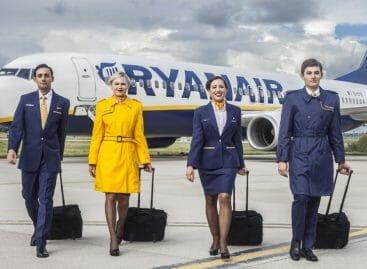 Ryanair, raffica di nuove rotte per l'inverno 2018-2019