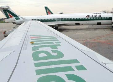Alitalia, Fiumicino nel mirino<br> del piano di esuberi