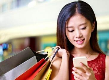 Ai cinesi piace mobile: Alipay svela i trend di consumo