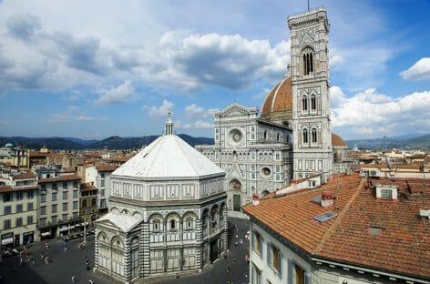 Firenze in corsa per la Capitale europea del Turismo Intelligente 2022