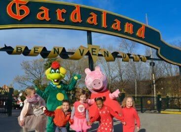 Gardaland aprirà il 29 marzo: protagonista Peppa Pig