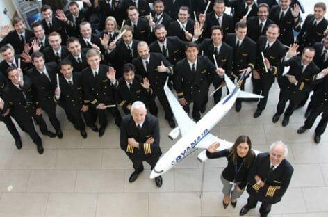 Ryanair apre un nuovo Training Center a Dublino: investimento da 50 milioni
