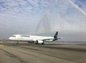 "Rebranding Lufthansa: inizia l'era ""deep blue"""