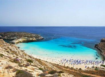 Operazione Lampedusa per difendere il turismo sull'isola