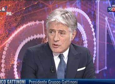 Gattinoni a Tgcom24: «Ritorno dei clienti in adv»