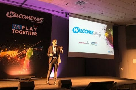 Welcome, parla Apicella:<br> «Nuova era della distribuzione»