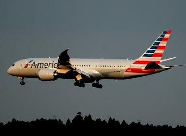 American Airlines vola da Roma con il Boeing 787 e la Premium Economy