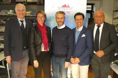 Australian Travel, 4 new entry per la squadra commerciale