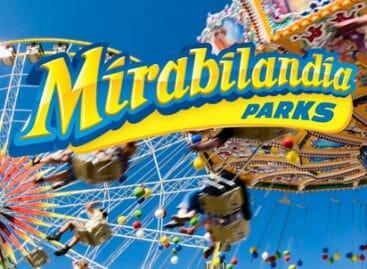 Mirabilandia riapre il 29 marzo: al via la nuova stagione