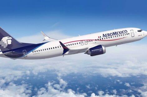 Aeromexico introduce altri due voli da Madrid al Messico