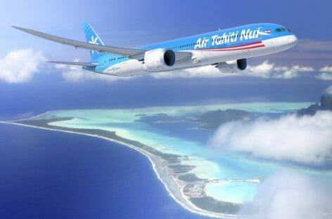 Air Tahiti Nui, il volo Papeete-Parigi diventa il più lungo di sempre