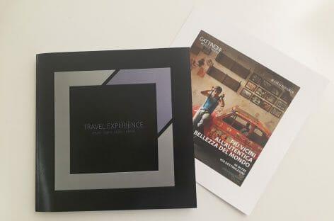 Gattinoni Travel Experience sempre più tailor made con il nuovo Table Book