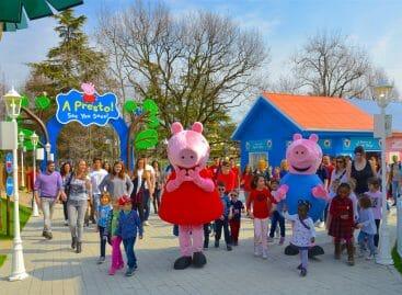 Gardaland, al via la nuova stagione con il Peppa Pig Land