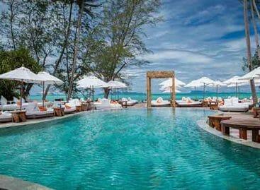 Mappamondo, la new entry è il Nikki Beach di Koh Samui