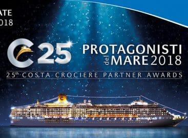 Costa Crociere festeggia 70 anni con Protagonisti del Mare