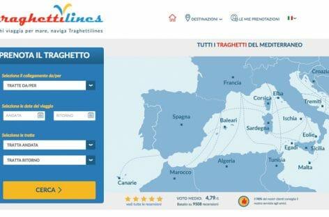 Traghettilines, il 1° giugno è il black friday per viaggiare in Sardegna
