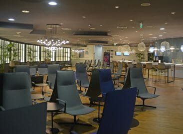 Ecco la nuova Vip Passenger Lounge di Fiumicino