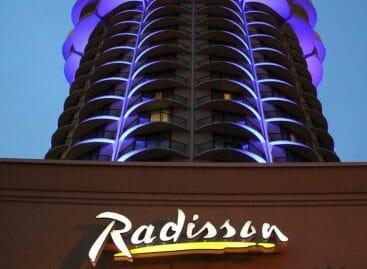 Radisson Hotel, dagli Usa parte il maxi piano di restyling